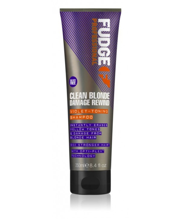 Шампоан за руса коса Fudge Clean Blonde Shampoo, 50 мл.