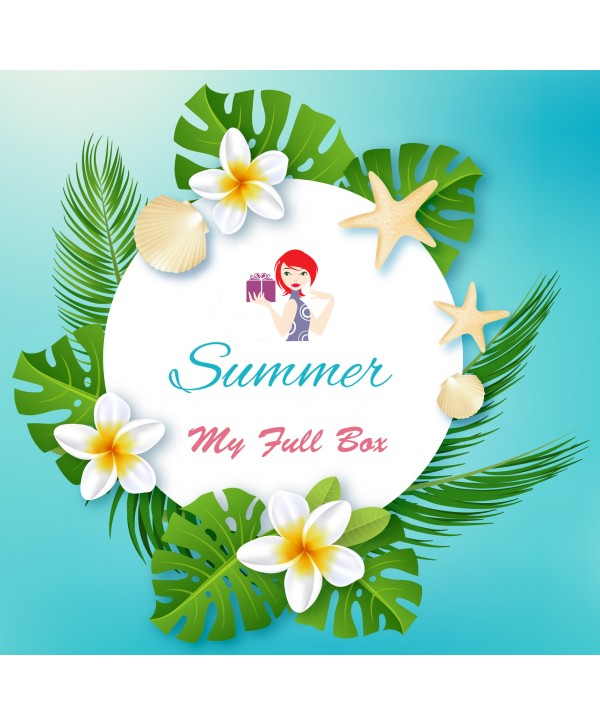 My Full Box SUMMER Edition 2019
