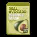 Подхранваща маска за лице с екстракт от авокадо FarmStay Real Avocado Essence Mask, 1 бр.