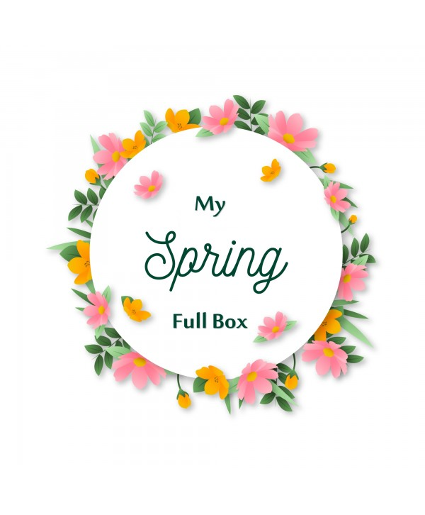 My SPRING Full Box