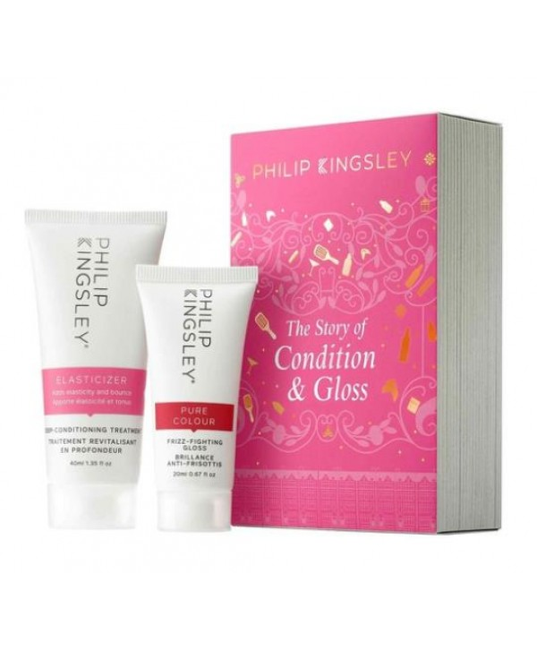 My MINI Full Box - Philip Kingsley The Story of Condition & Gloss Gift Set
