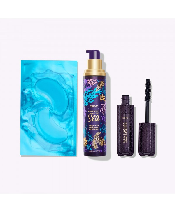 My MINI Full Box - Tarte Beauty Bounce Back Makeup Recovery Set