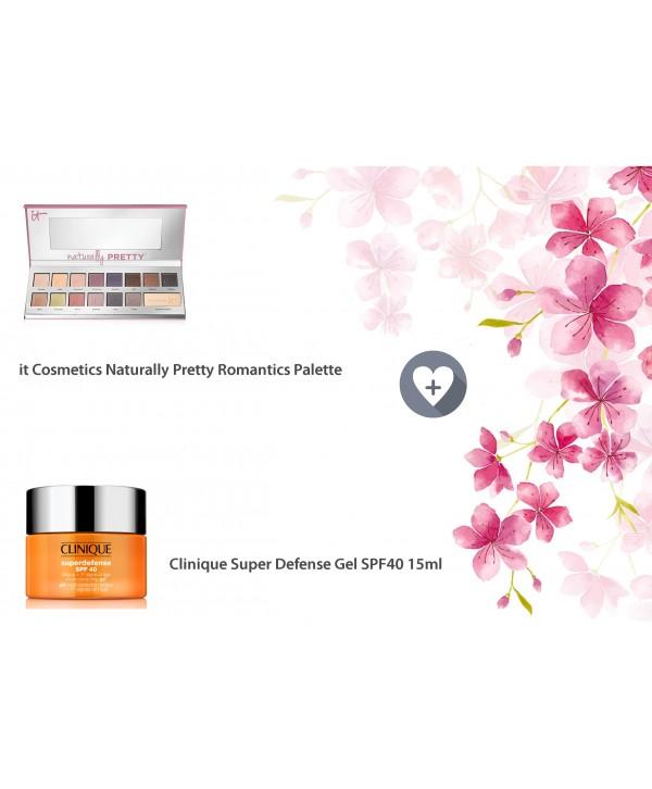 My MINI Full Box - IT Cosmetics & Clinique