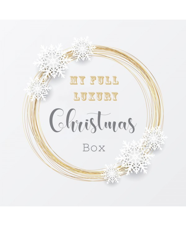 My Full LUXURY Christmas Box