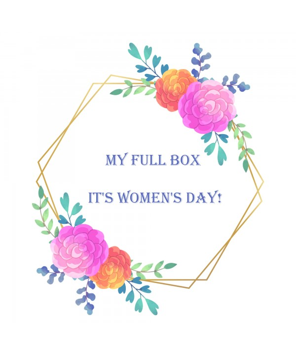 My Full Box - It's Women's Day!