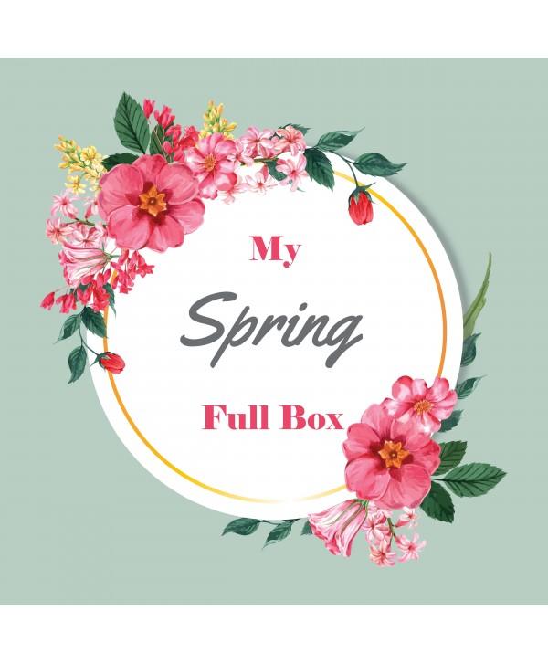 My SPRING Full Box - Кутията за месец МАЙ 2021