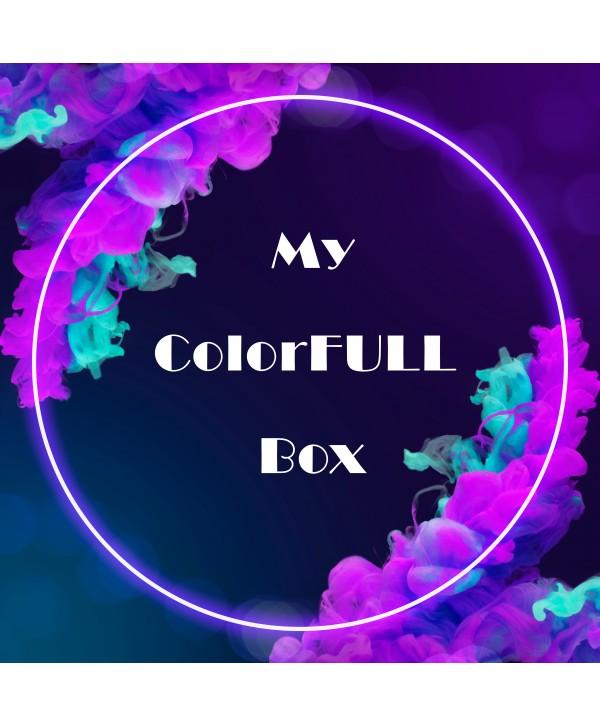 My ColorFULL Box