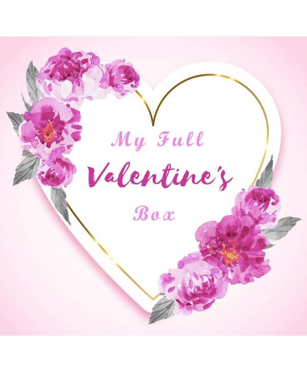 My Full Valentine's Box 2020
