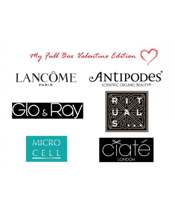 My Full Box - Valentine Edition